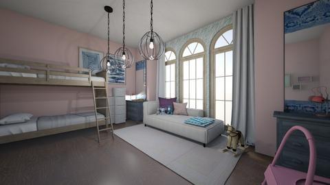 texture - Kids room  - by alexbauerly