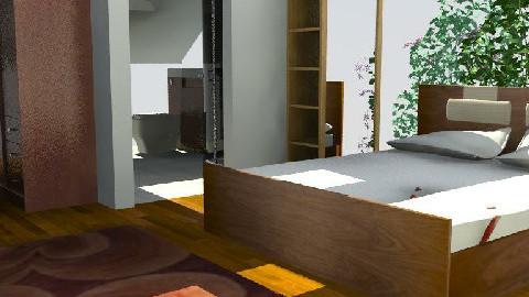Retro En-suite - Retro - by Interiors by Elaine