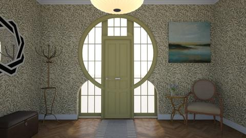 Door Jugendstil Art Deco - Classic - by HenkRetro1960