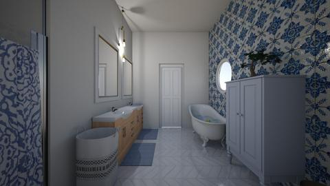Bathroom Competition - Modern - Bathroom - by emilyhausmann01
