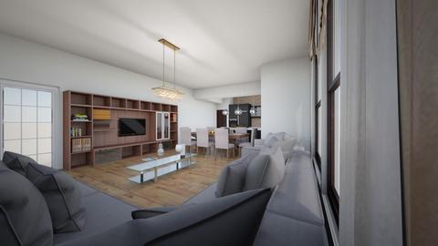 Ape - Modern - Living room - by CintyMarie02