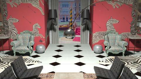 Venice Lobby Alt. iray - Eclectic - by pcl2101