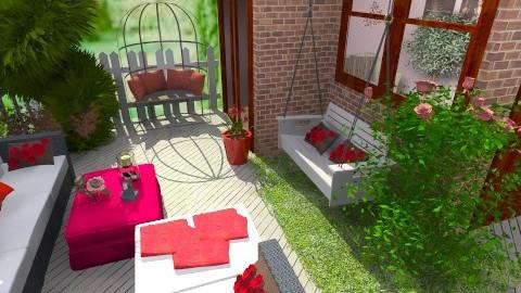 Klara design - Modern - Garden  - by anjuska9