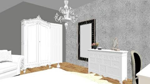 my dreaaam - Vintage - Bedroom  - by jenniferhemberg