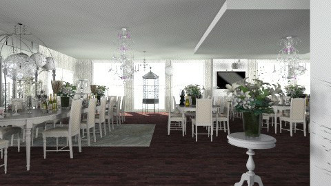 wedding - Glamour - by nataliaMSG