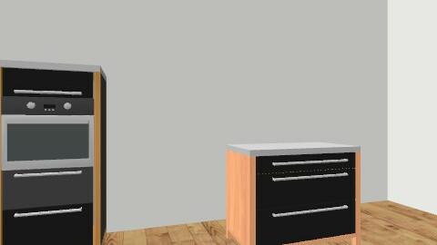lily - Vintage - Kitchen  - by lilyashendorf