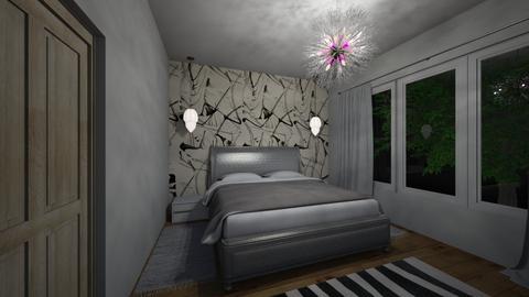 kedd - Bedroom  - by Nemistudom