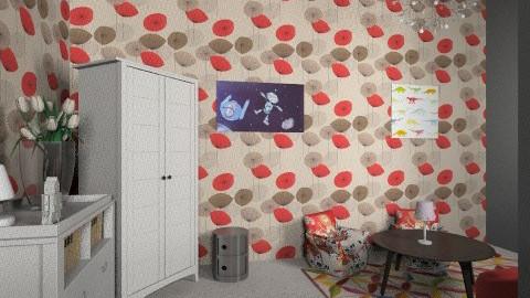 kids room - Classic - Kids room  - by elzac