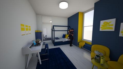 Kids room 1 - Kids room  - by Menahkarimi