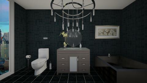 Bathroom - Bathroom  - by moderatetosevereburns