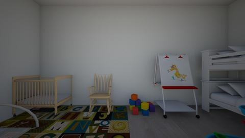 HOUSE - Kids room  - by AllieC008