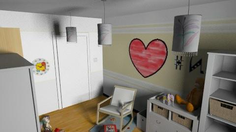 kIDSROOM - Classic - Kids room  - by wondi123