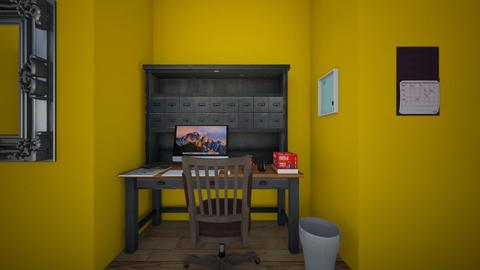 Busy Bee - Classic - Office  - by RacqiBacqi8888