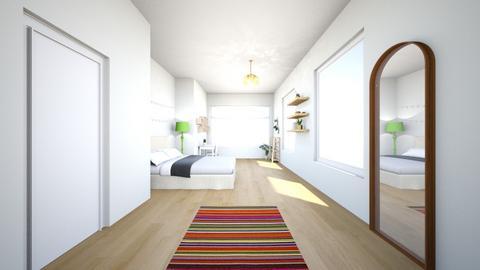 bedroom - Bedroom  - by chldagrad2023
