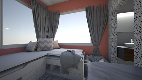 RV girls bedroom - Bedroom  - by tessmcquillan