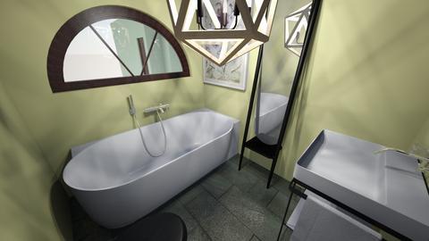 bathroom - Bathroom  - by Marguerite344