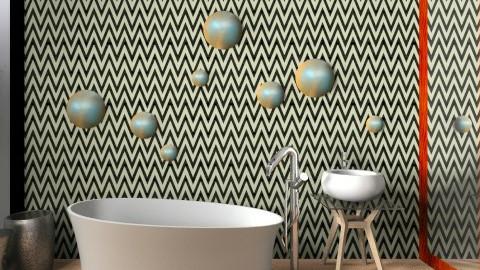 Delicata Bath Room - Modern - Bathroom  - by 3rdfloor