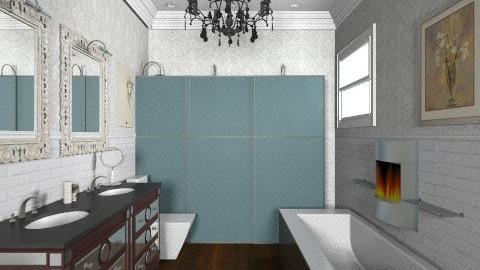 bill bath 3 - Bathroom - by Desmonde Monroe
