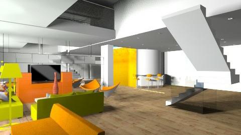 Ambiguous Combinations - Modern - Office  - by teodorstajkov