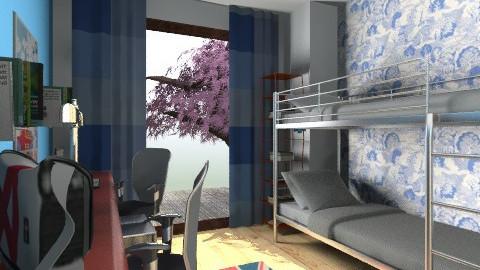 bimbi1 - Classic - Kids room  - by gloria marietti