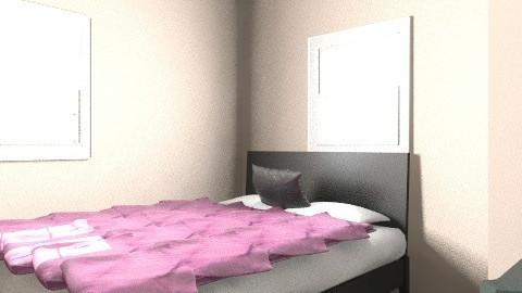 Lexy Cardoze - Vintage - Bedroom  - by zebbers24
