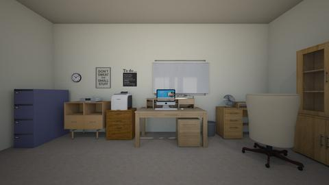 Small Office - Office  - by mspence03