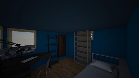 Cuarto de RickyPJ - Retro - Bedroom  - by rickypj4