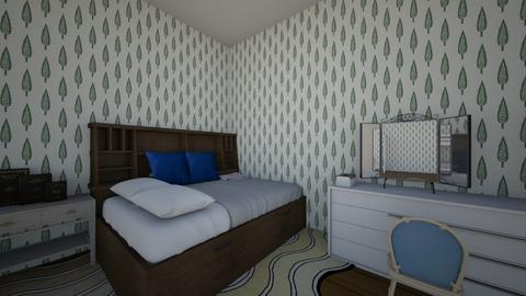 A DREAM BEDROOM  - Bedroom  - by 9fsanchez