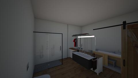 osiel - Bathroom  - by OTORRESM