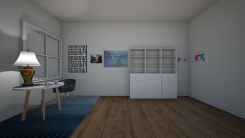 Art room - by lyndsaymayer
