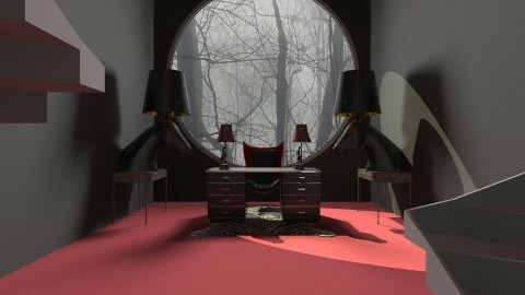 Villain Lair - Minimal - Office  - by unglued