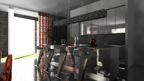 new home - Glamour - Living room  - by Kavish