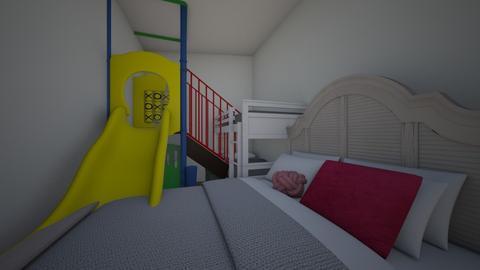 gftjyfjy - Bedroom  - by gfacio
