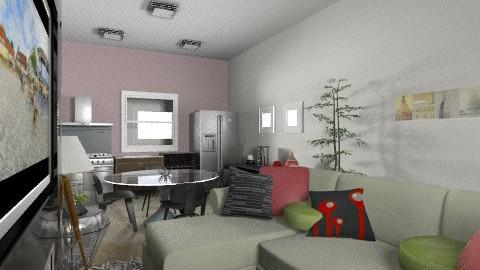 house 4 2  - Eclectic - by kellassuncao