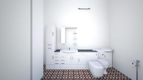 02112020_Bathroom - Modern - by Everybodyloveskm