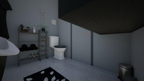 Final Project Bathroom cp - Modern - Bathroom  - by carabadalamenti