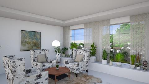 Estoril XI - Modern - Living room  - by Claudia Correia