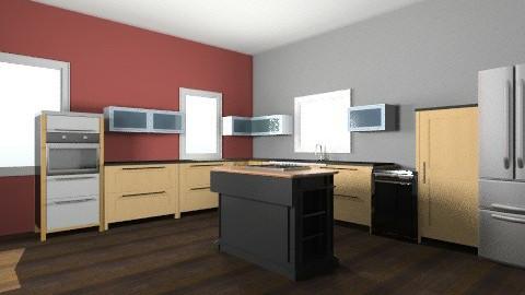 kitchen - Classic - Kitchen  - by caroline9