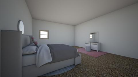 1st Design _ Bedroom 1 - Bedroom  - by nebulagirl1