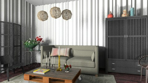 JAO - Glamour - Living room  - by 3rdfloor