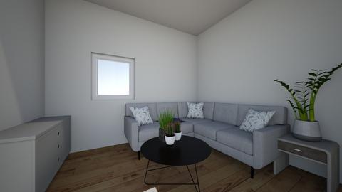 Lynsie - Living room - by llblack16