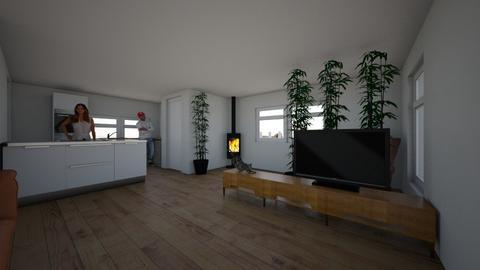 Frank de Rooij - Living room  - by Didem1