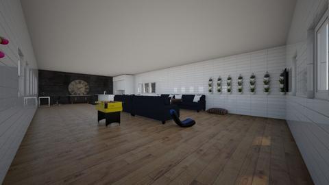 you - Living room  - by Kokichi66