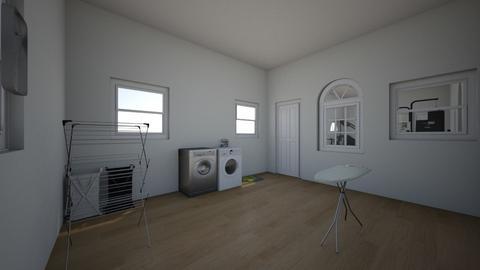 laundry room - by Crocsrule2