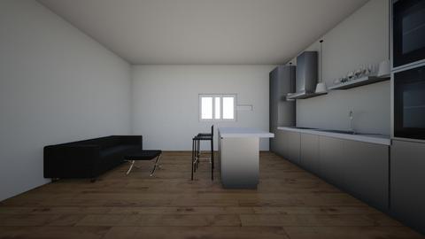 Floor plan  - Living room - by kdegens