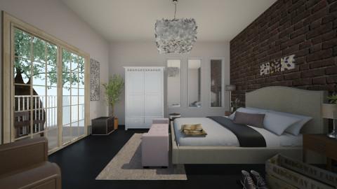 Master Bedroom - Bedroom - by amynicole17