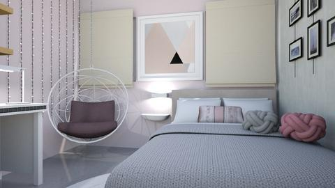 5011 3 - Bedroom  - by GaliaM
