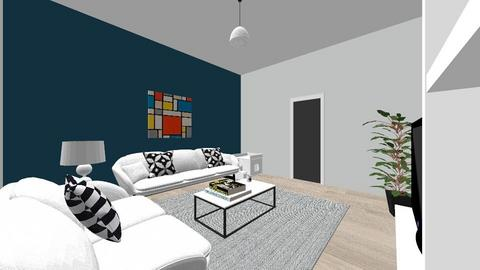 CCA Living Room - Living room  - by nonobells