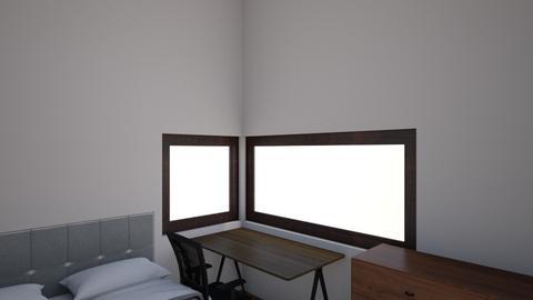 Kamar Tidur - Bedroom  - by taryono