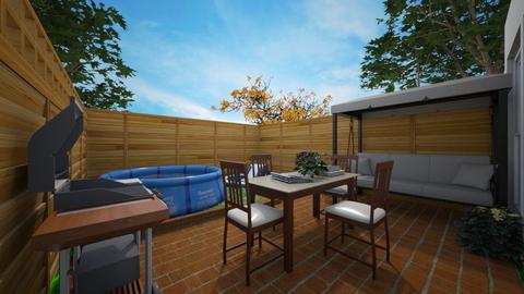 Garden template - Modern - Garden  - by NyohalaniT